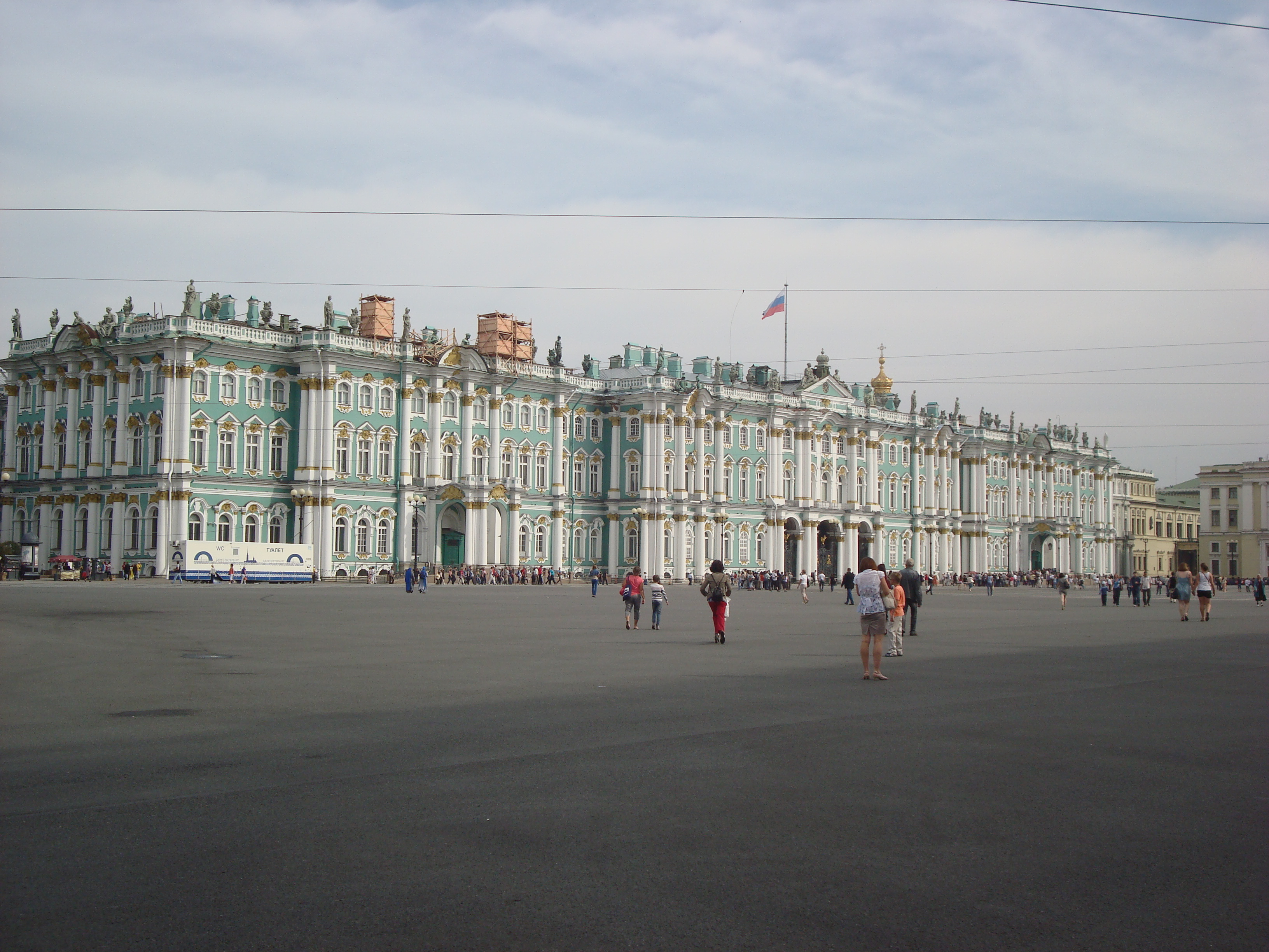 A Non-Art Lover's Guide to the Hermitage
