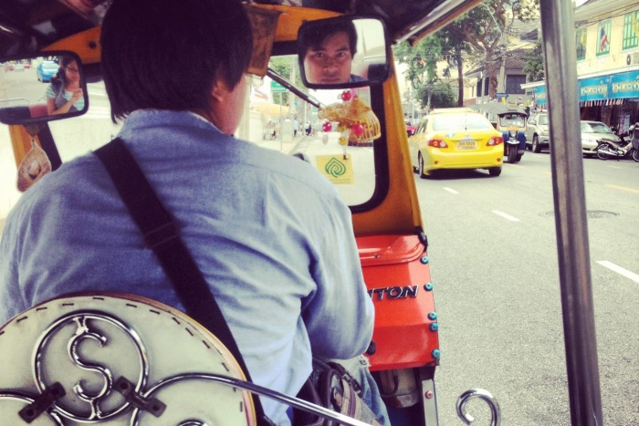 Travel Video: Crazy Tuk Tuk Ride