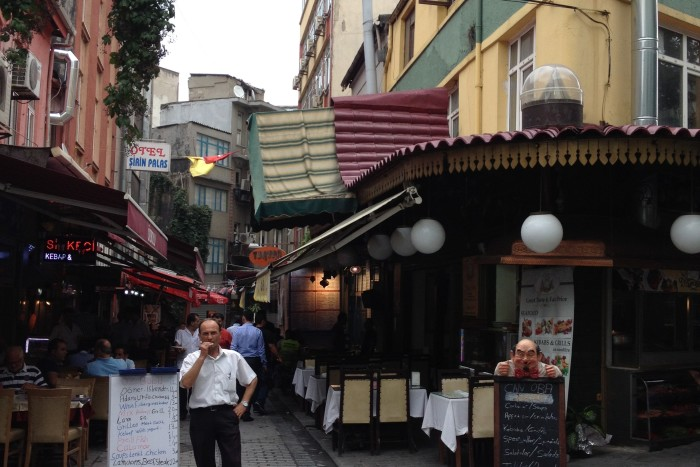 What to do with a 15 Hour Layover in Istanbul