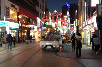 In Photos: Bright Lights of Busan