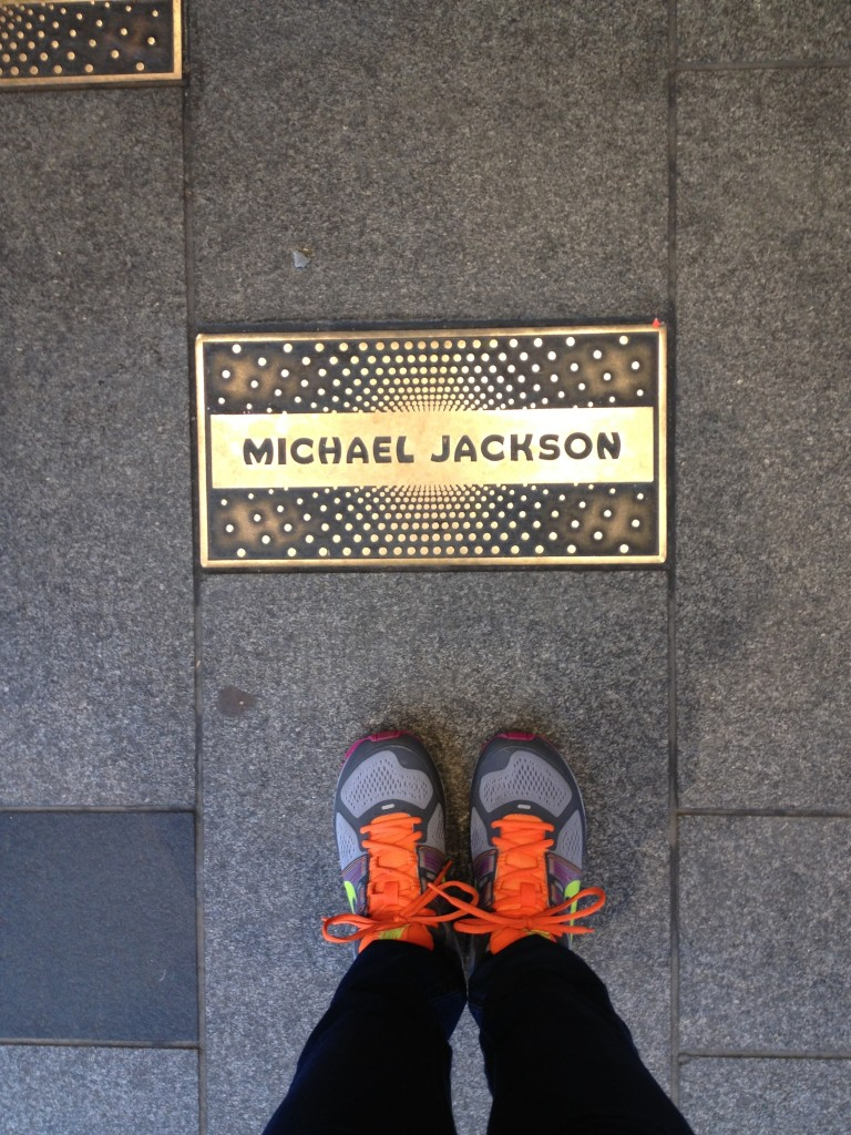 Bow for the King of Pop