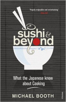 Sushi and Beyond book cover