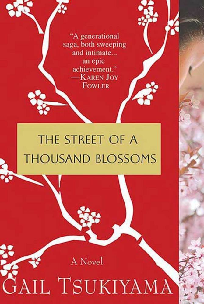 The Street of a Thousand Blossoms book cover