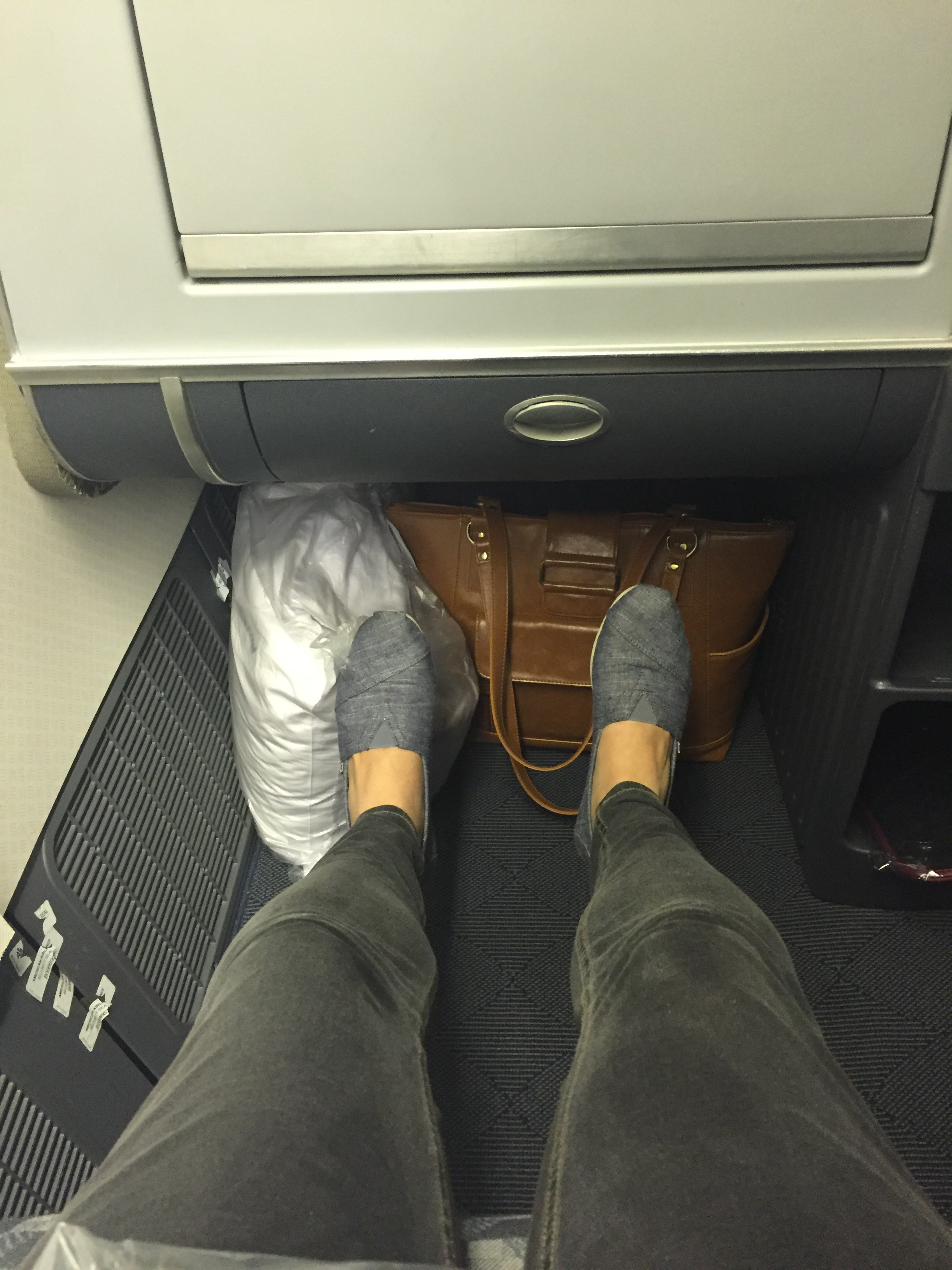 Flying First Class With American Airlines