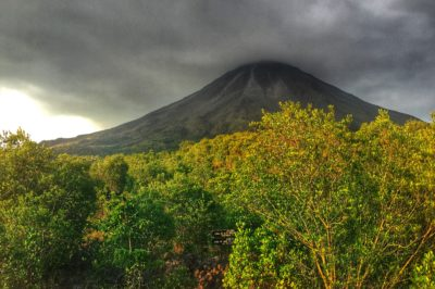 Take A Hike: Arenal Volcano in Costa Rica