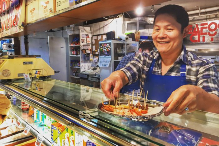 In Photos: A Culinary Stroll On Granville Island with Context Travel