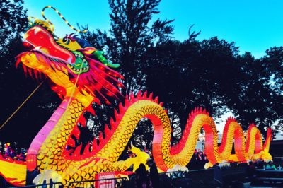 In Photos: Philly's Chinese Lantern Festival 2016
