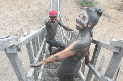 A Muddy Experience in Cartagena
