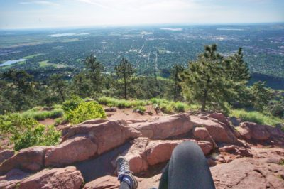 Sushiyama Snapshot: Mt. Sanitas in Boulder, CO