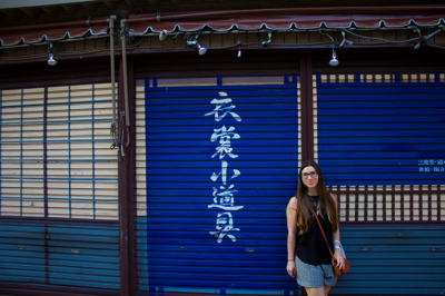 A First Timer's Impressions of Japan