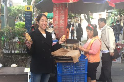 Sushiyama Snapshot: Sweet Potato Mamas Project Taipei